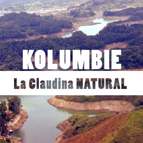 Kolumbie LaClaudina NATURAL